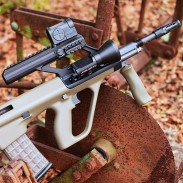 The new Steyr AUG A3 M1 offers the modern shooter a lot of options.