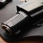What do you choose when you can't use something like this Galco KingTuk IWB holster? Image by Tom McHale.