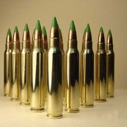 "The commercial sale and importation of M855 5.56x45mm ammunition, commonly referred to as ""green tip,"" would be banned under a new proposal from the ATF. Image from ATK."