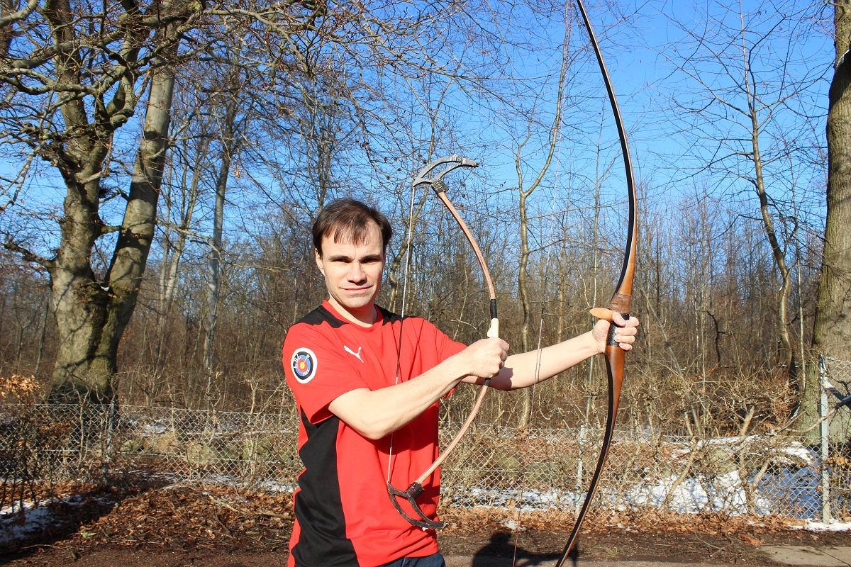 how to make a shortbow
