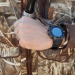 The Casio Pro Trek watch is a useful tool for hunters.