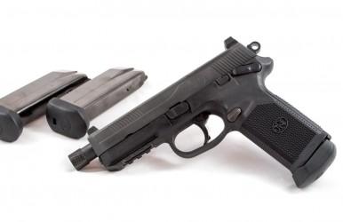 The FNX-45 Tactical.