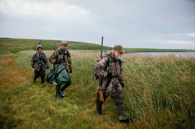 Michigan officials celebrated 2014 as the  state's safest year ever for hunters.