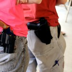Texas moves one step closer to legalizing open carry after Senate Bill 17 was passed on Tuesday.