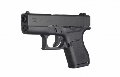 Glock's new single-stack 9mm - the G43.
