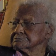 The title of the world's oldest person stays in the US with Michigan's Jeralean Talley.