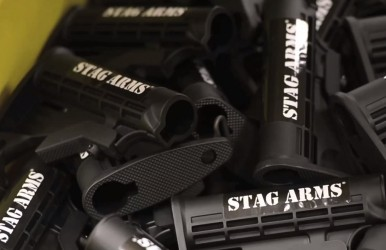 ATF officials confiscated roughly 3,000 unmarked lower receivers from Stag Arms, and have filed a civil suit to keep at least some of the gun parts.