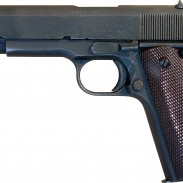 Roughly 100,000 M1911A1 pistols sitting in storage may soon be available for sale.