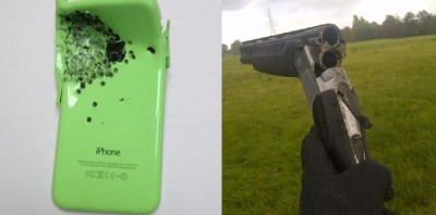 Police iPhone Saved UK Man from Shotgun Blast