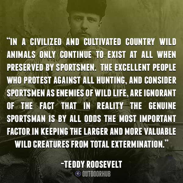 Famous Wildlife Conservation Quotes: 12 Inspirational Quotes All Hunters Should Know