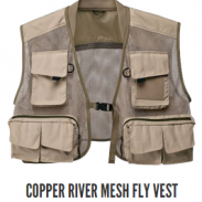 Copper River Mesh Fly Vest