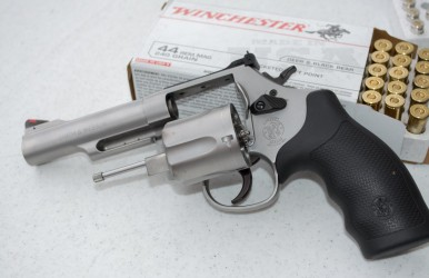 """A quality revolver always goes """"bang"""", right?"""