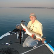 Muskies become fair game on Michigan's Lake St. Clair on Saturday.