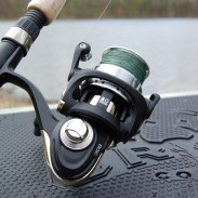 The new Mitchell 308 spinning reel pays homage to the classic Mitchell reels of the past, while having modern features and smooth, durable action.