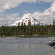 Oregon may not be the first state that comes to mind when you think of a drought, but warm waters mean stressed fish, which in turn means more fishing restrictions.