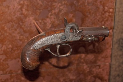 10 of the Most Expensive and Notorious Guns in the World