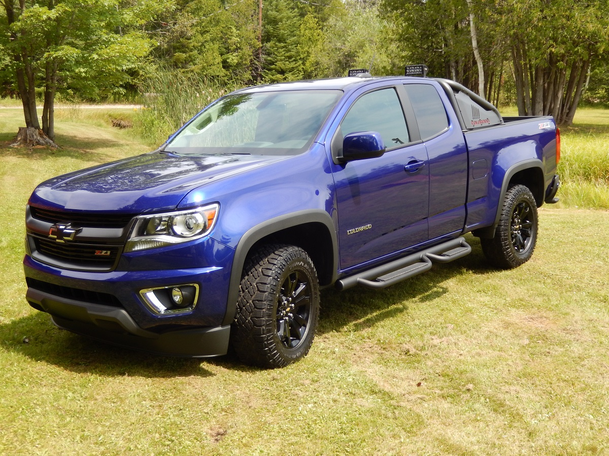 chevrolet unleashes the 2016 colorado z71 trail boss outdoorhub. Black Bedroom Furniture Sets. Home Design Ideas