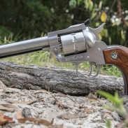 The Ruger Single-Ten Revolver provides a nostalgic and downright fun shooting experience.