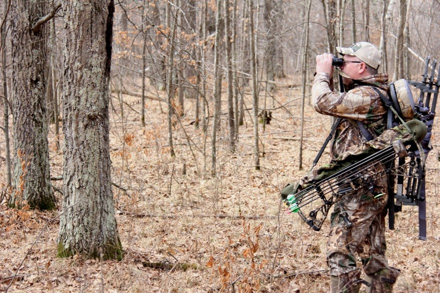 When choosing a stand location, most hunters are looking to get close to where they might see a buck, but recent GPS research has shown that having a top-secret entry and exit path is just as important.