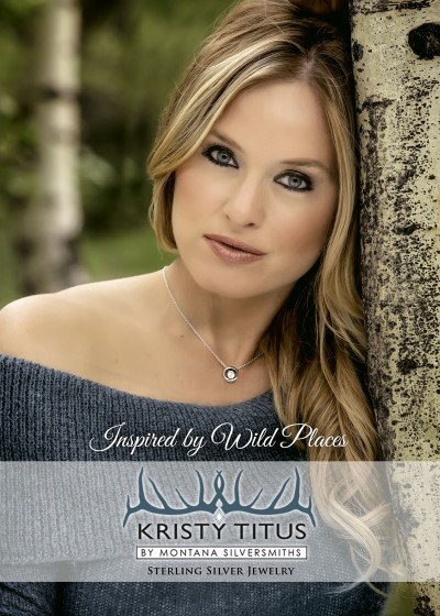 Kristy Titus Launches Jewelry Collection by Montana Silversmiths Exclusive to Cabelas