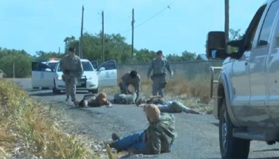 Texas Air Force Personnel Detain Dove Hunters on Private Property