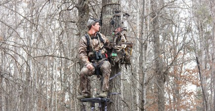 Here comes a buck! Grab your bow and get ready, but he's moving and you need to stop him in your shooting lane. How you do it can mean the difference between success and failure.