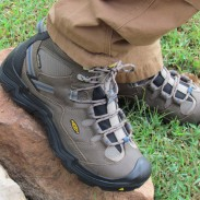 Keen's Durand boots are a great choice for the modern hiker.