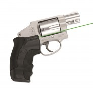 Crimson Trace LG-350 with green laser on a S&W Revolver
