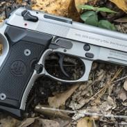 The Beretta M9A1 Compact Inox.