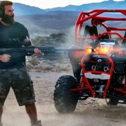 Dan Bilzerian says that the LAPD confiscated nine of his firearms after a burglary in September.