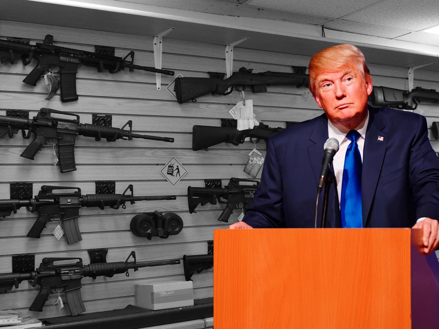 Is Donald Trump Really Pro-gun? | OutdoorHub