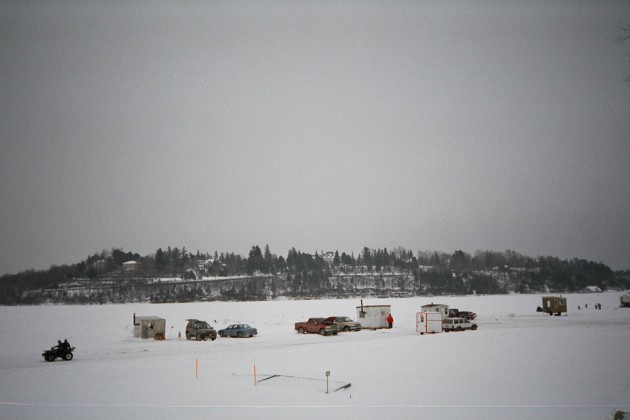 Ice fishing season is right around the corner! Are you ready?