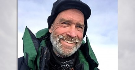 Henry Worsley, who previously completed two expeditions to Antarctica, died last week while attempting a third, solo expedition.