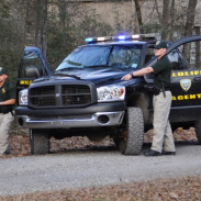Poaching is against the law, but poaching on a game warden's property? That's just plain stupid. File  photo from Louisiana Department of Wildlife and Fisheries.
