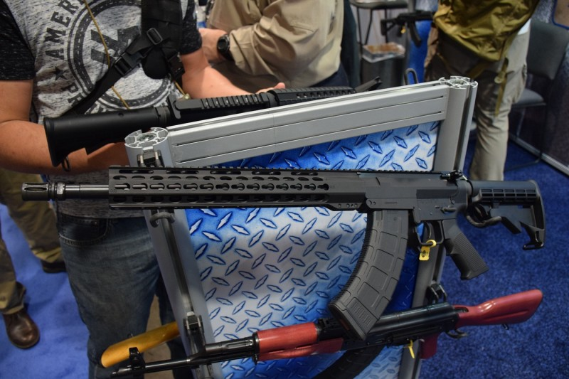 So am i the only one excited about the palmetto state ks 47 ar15 youtubehttpsyoutubewatchvjwueei3tcsuyoutube publicscrutiny Images