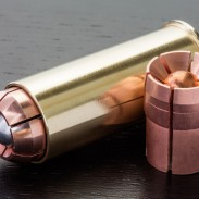 Worried about over-penetrating slugs? This round from OATH Ammo promises power with limited penetration.