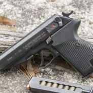 The P-83 Wanad is a Polish military sidearm that somewhat resembles the Makarov pistol.