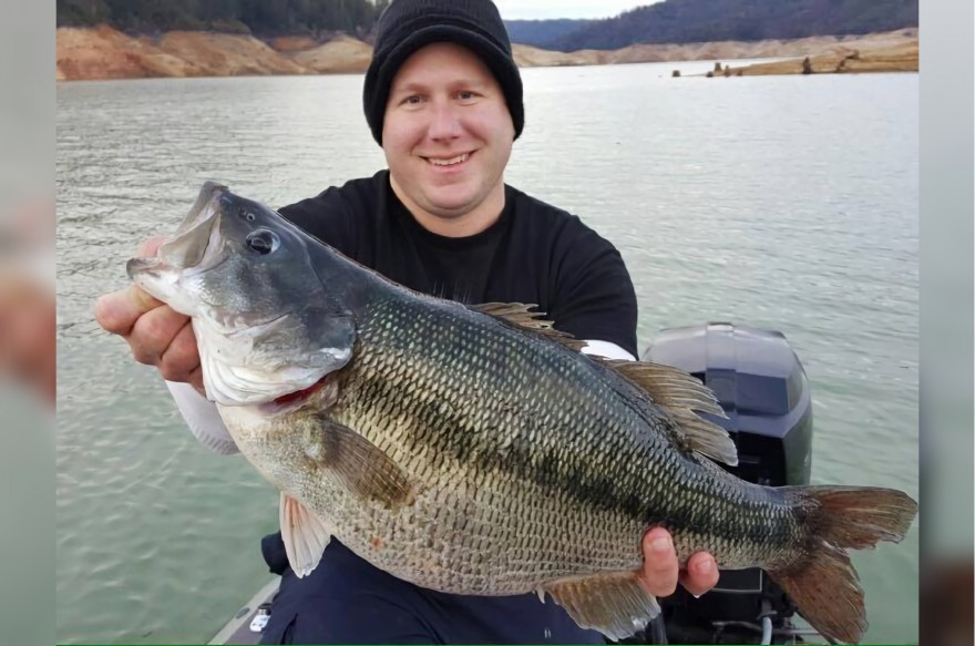 World Record Spotted Bass Rumored To Be Caught In