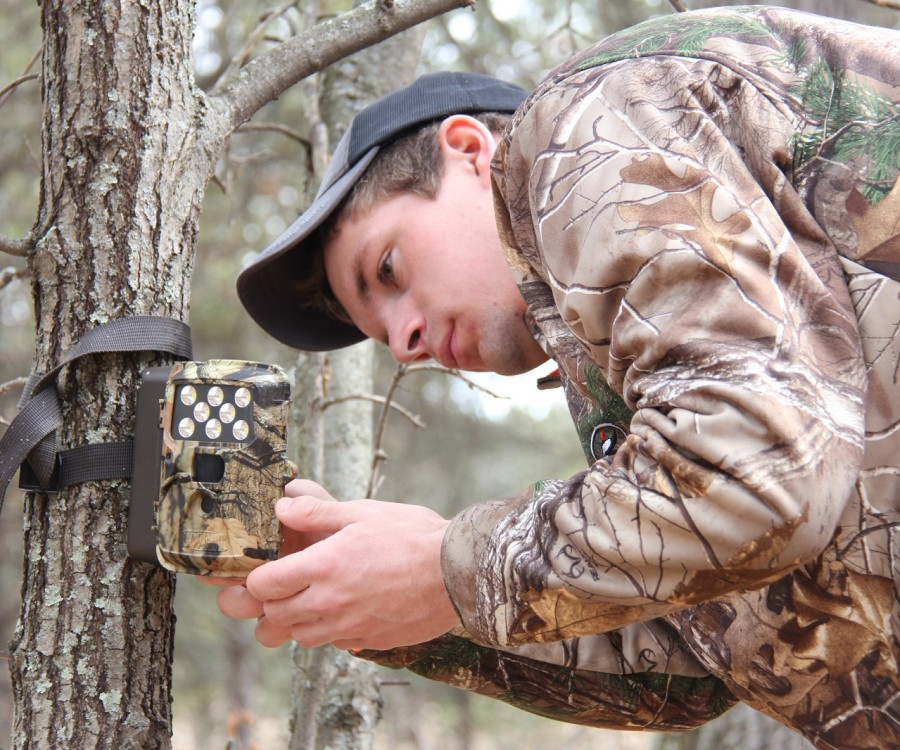Today's scouting cameras are small and easily concealable. They offer features never thought of even a few years ago.