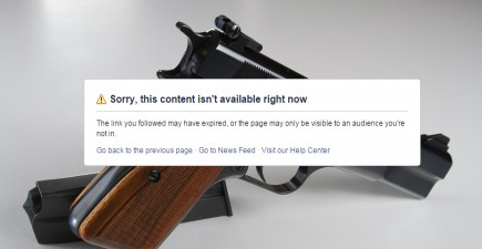 Facebook is shutting down gun deals arranged through its network, meaning that millions of private gun owners will have to look elsewhere to sell their gear.
