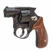 Is this the lightest revolver on the market? At just 250 grams, its designers say only derringers are lighter.