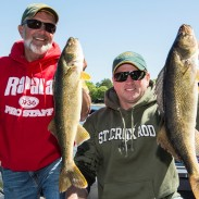 The Fishing Challenge event is a great time to meet and rub shoulders with fishing celebrities. You might even catch more fish than Al Lindner!