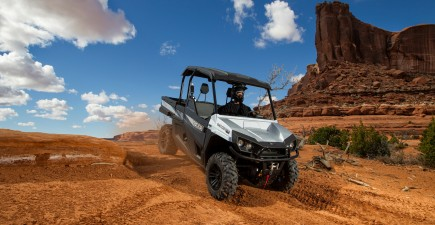 Bad Boy Off Road, formerly known for just electric UTVs, is ready to make some noise with the all-new Stampede 900 4x4.
