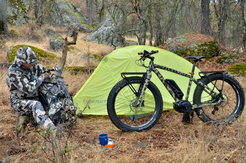 Backcountry Hunting On Fat Tire Bikes Outdoorhub