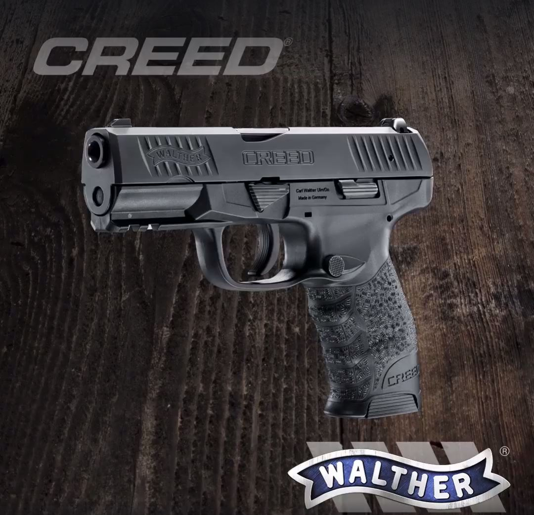 Walther And Hipoint Working Together Now The New Walther Creed