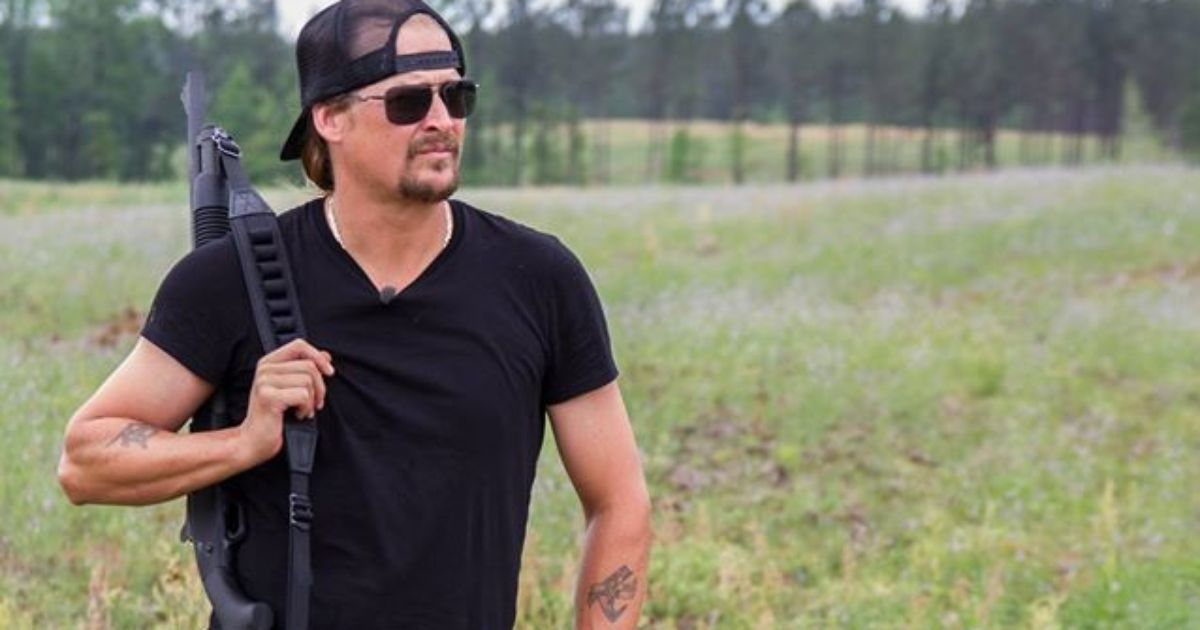 Kid Rock Primed For Summer BBQ Season With 'American Badass Grill'