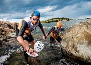 The new sport of swimrunning began in Sweden, and has since gained international popularity.