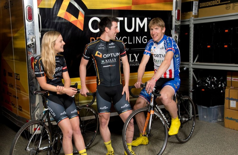 Diamondback Bicycles, Optum Pro Cycling Team Partner for 2014 ...
