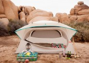 Ticla specializes in camping gear made specifically for car campers.