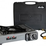 Seth McGinn's new Dual-Fuel portable cooktop.